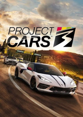 Capa do Project CARS 3