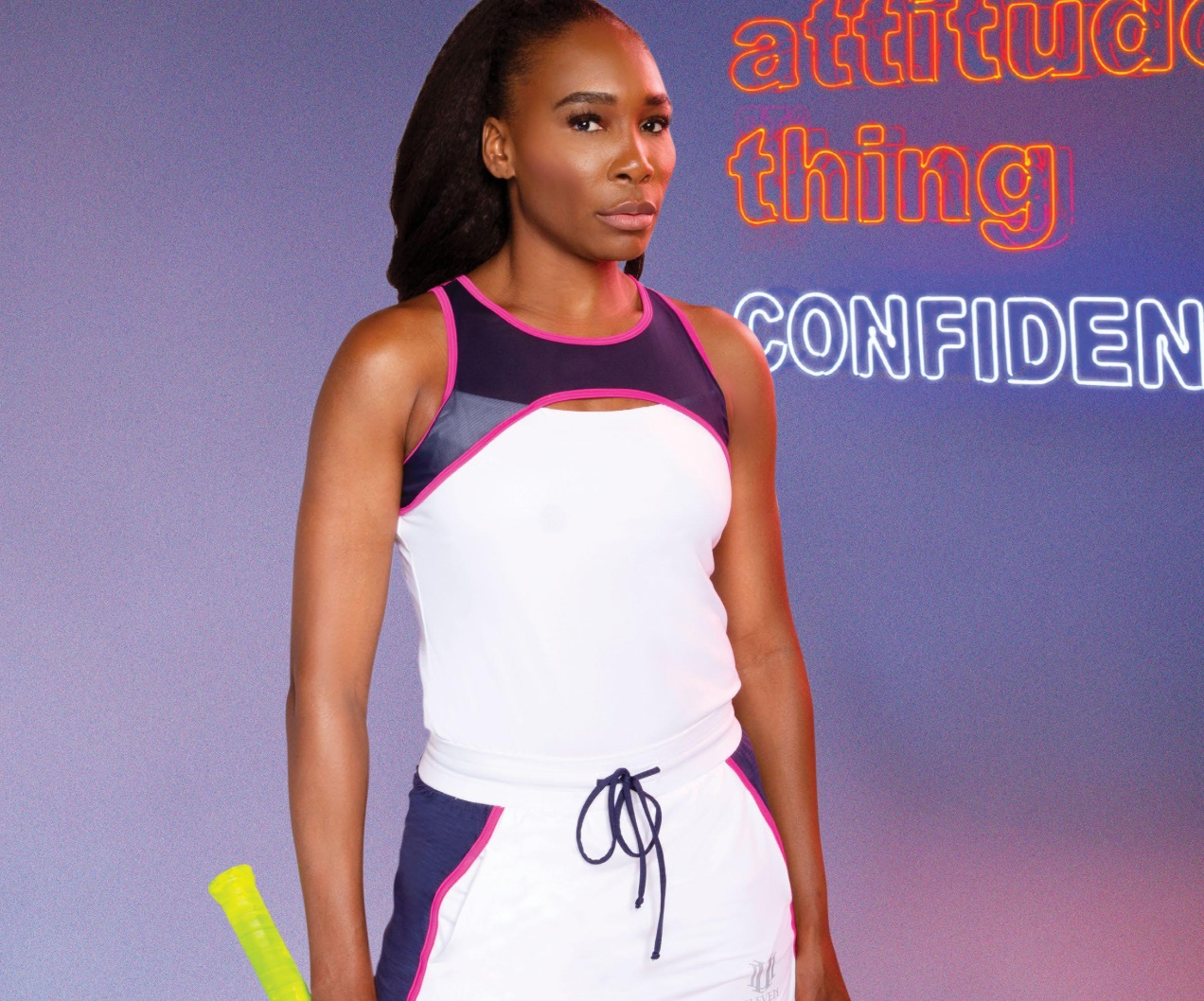 Venus William Outfit for the Australian Open 2020