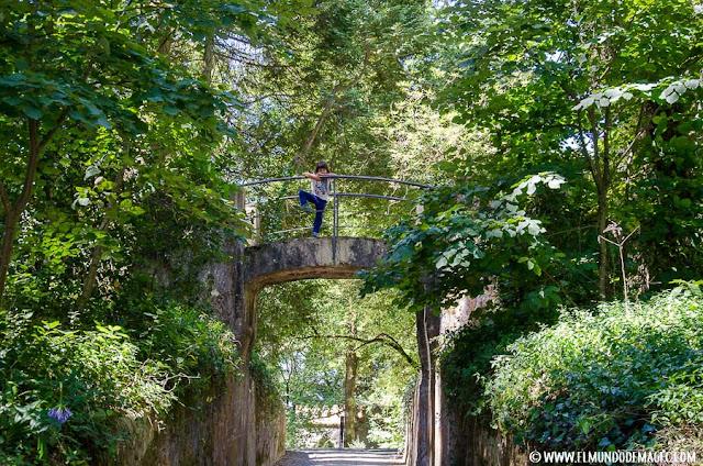Qué ver en Sintra. Visita de un día. Paseando por el Parque Natural