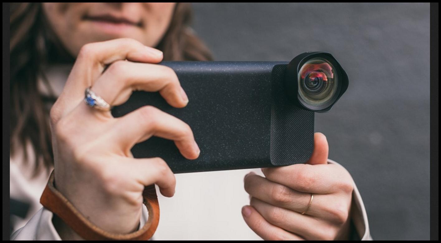 kegunaan lensa super wide untuk hp