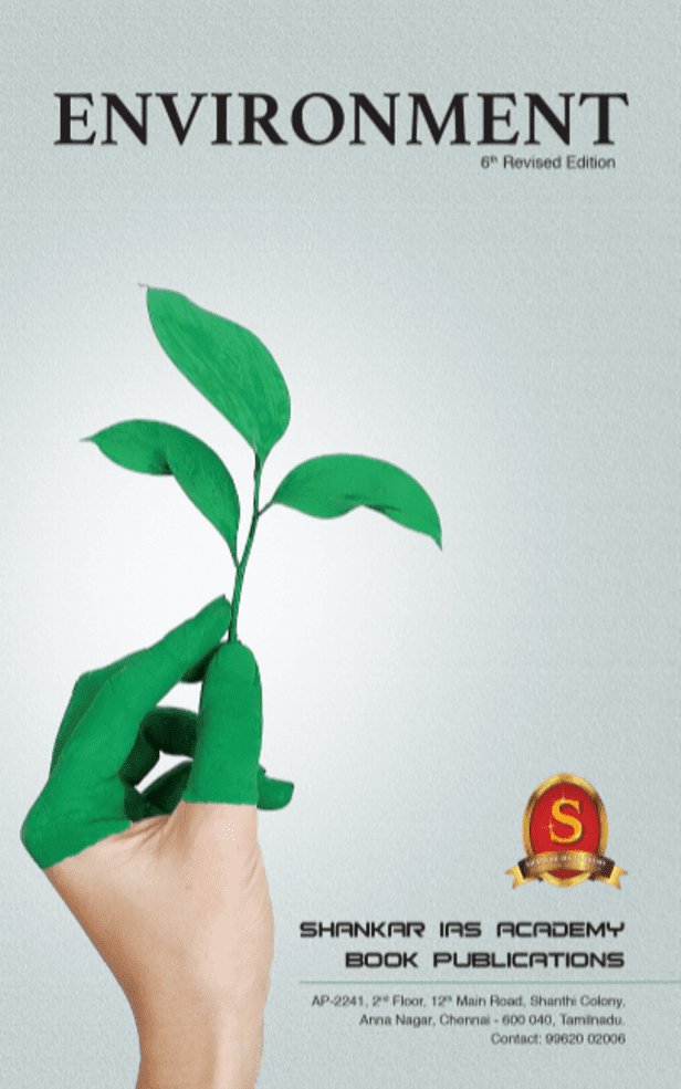 Environment-By-Shankar-IAS-For-UPSC-Exam-PDF-Book