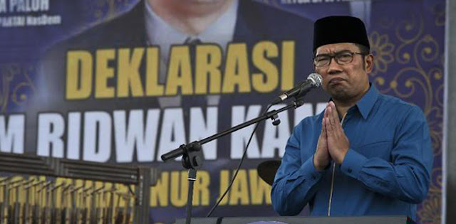 Penguasa Rasa Pengusaha, Ridwan Kamil Lawan Hukum Tekait Kebijakan Upah Buruh