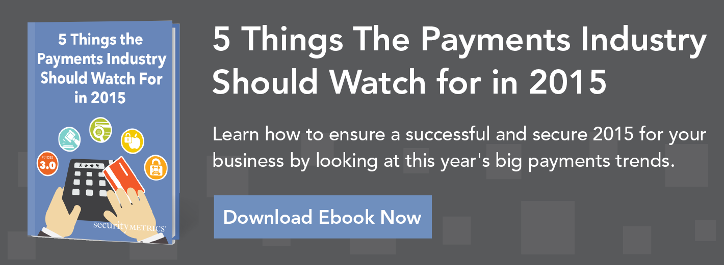 Ebook: 5 Things The Payments Industry Should Watch Out For