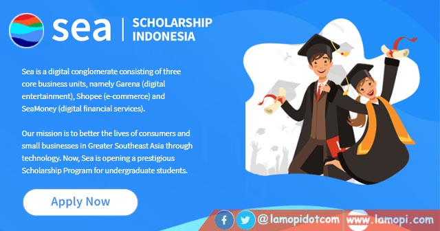 SEA Scholarship Indonesia