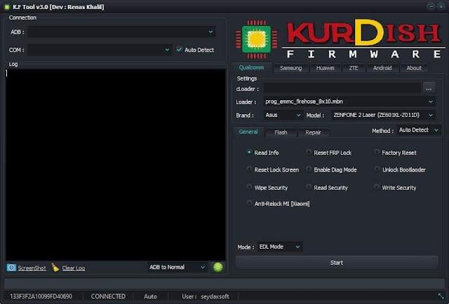 K.F Tool v3.0 Latest Version (2020) Update Setup Download