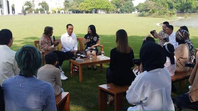 Rezim Jokowi Hanya Buang-buang Duit untuk Bayar Influencer yang Unfaedah