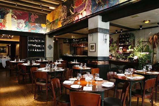 Restaurante Gramercy Tavern em New York