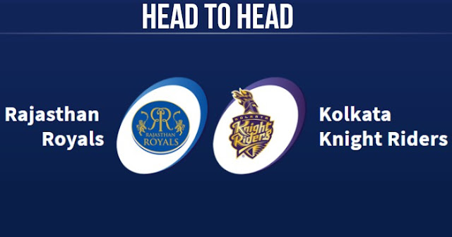 RR vs KKR Head to Head: KKR vs RR Head to Head IPL Records