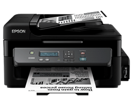 Epson M200 Driver Download for Mac and Linux