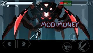 Download Overdrive - Ninja Shadow Revenge Mod Unlimited Money
