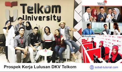 Prospek Kerja Lulusan DKV Telkom