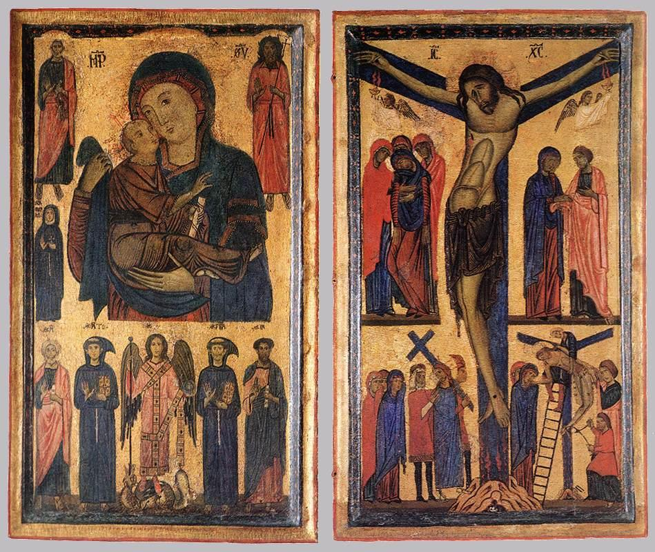 cimabue and giotto relationship memes