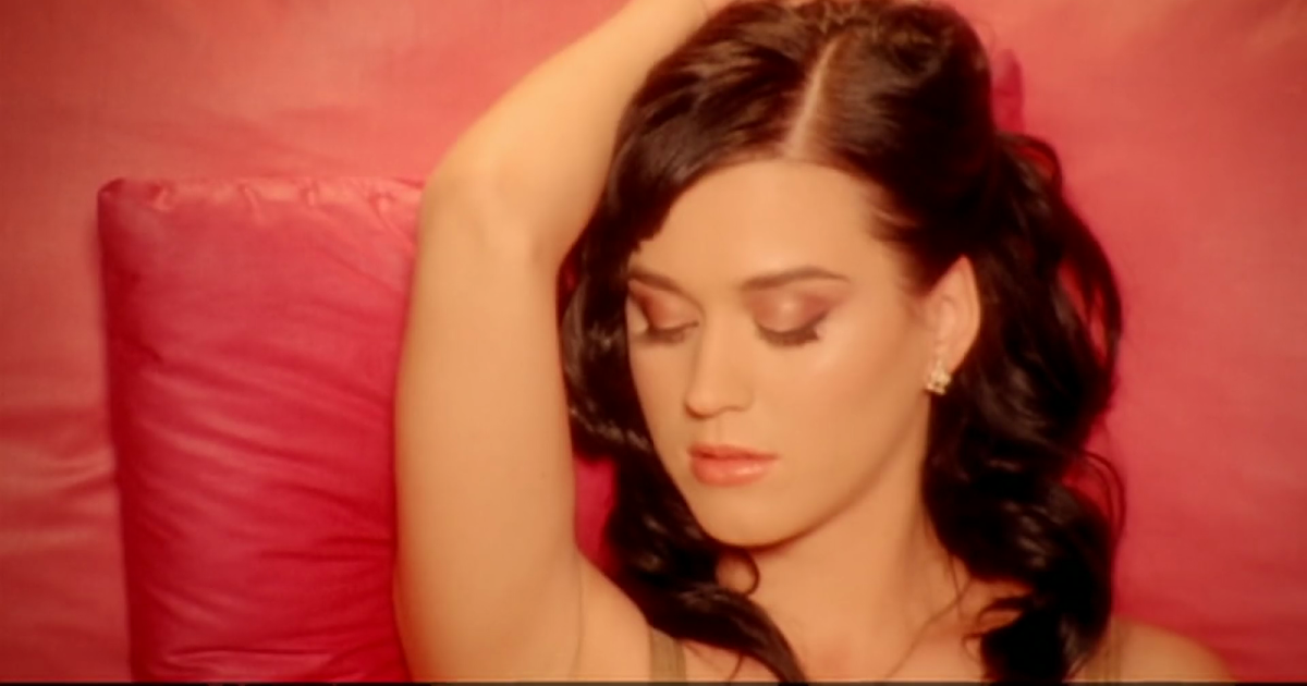 Kissed a girl katy perry video, pussy with a big cock