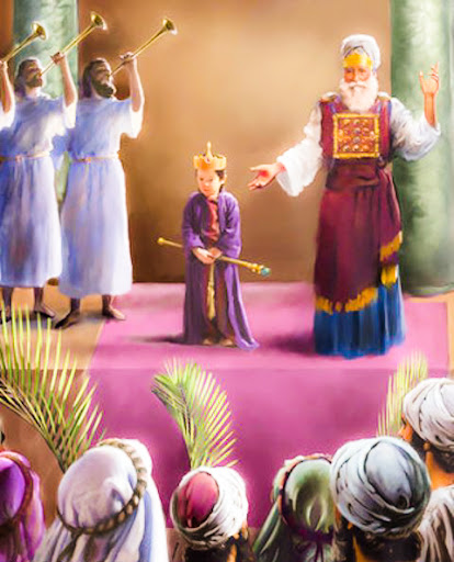 Monarquia israelense - O Reinado de Joás