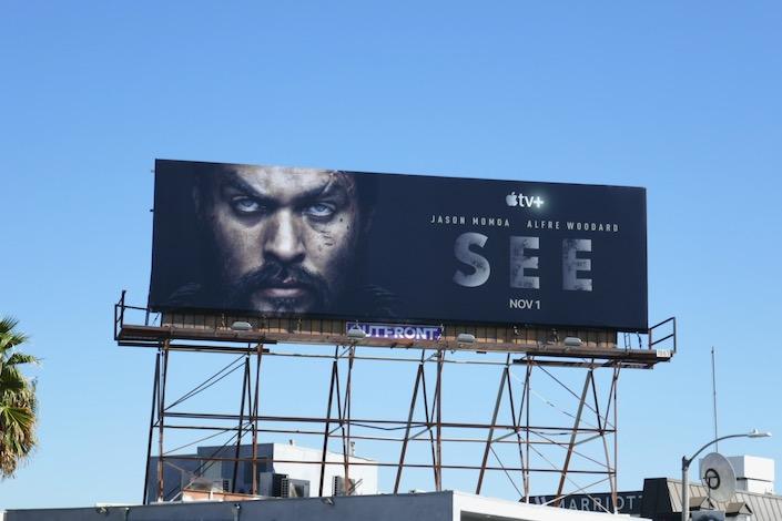 See Apple TV+ series billboard
