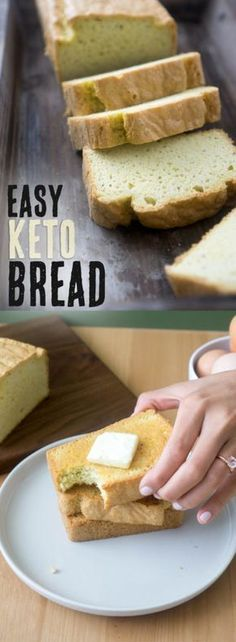 BEST KETO BREAD EASY TO MADE