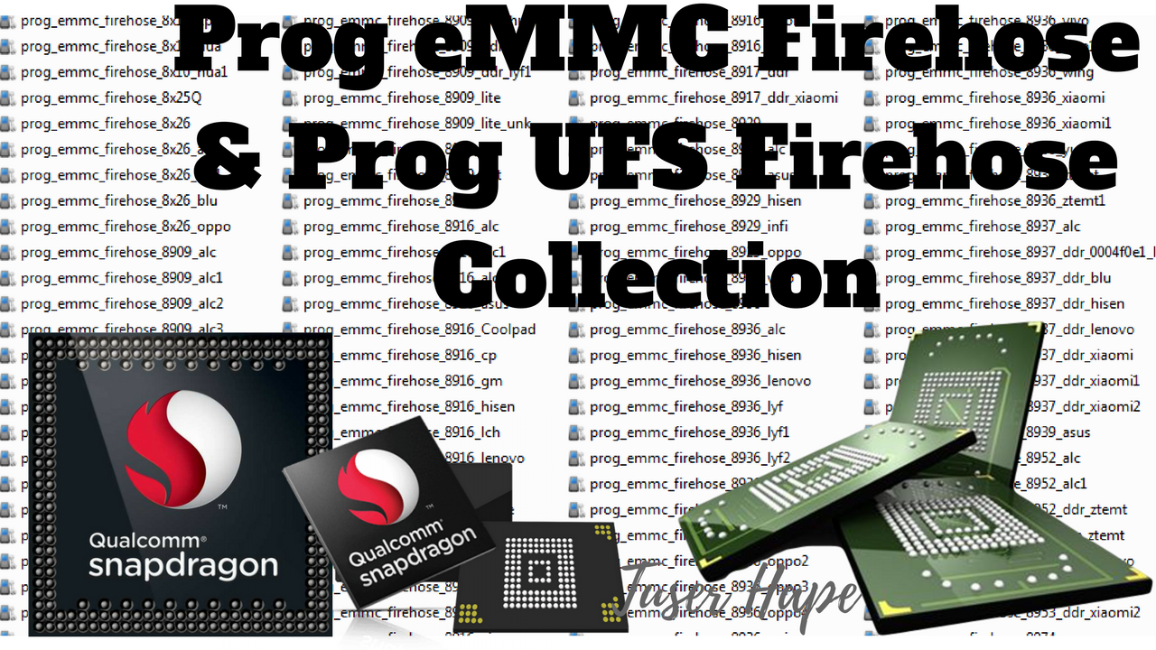 All Qualcomm EMMC Programmer file Download By Tech-28 - Tech 28