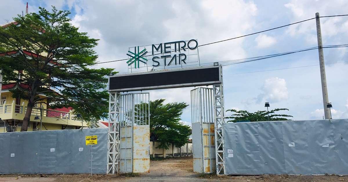 Dự án Metro Star CT Group