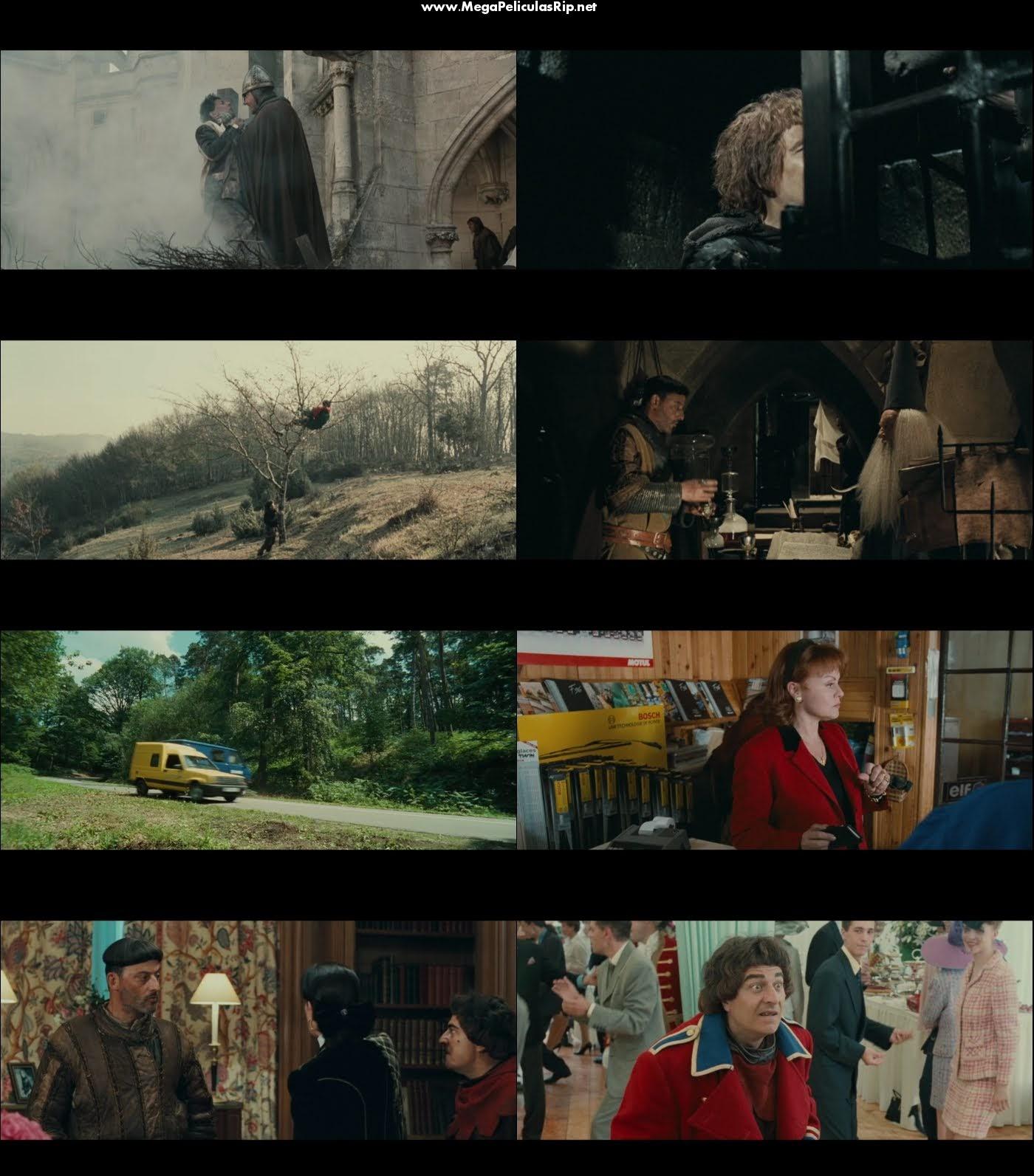 Los Visitantes Regresan Por El Tunel Del Tiempo 1080p