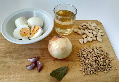 POLLO EN PEPITORIA receta tradicional española la cocinera novata aves tupper guiso cocina familiar comfortfood casera
