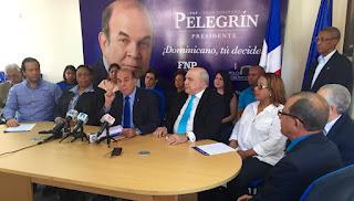 """Pelegrín califica elecciones como una """"subasta electoral"""""""