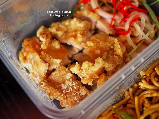 """Chicken Cutlet in Sweet Chilli """"Thai"""" Sauce"""