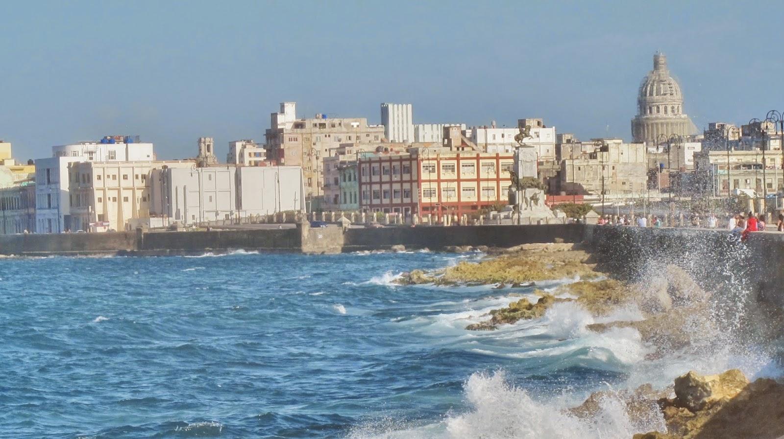 Malecón de Havana