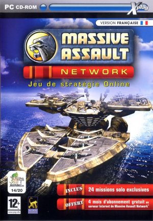 تحميل لعبة Massive Assault Network