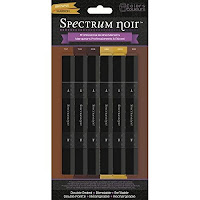 Spectrum Noir -  Browns