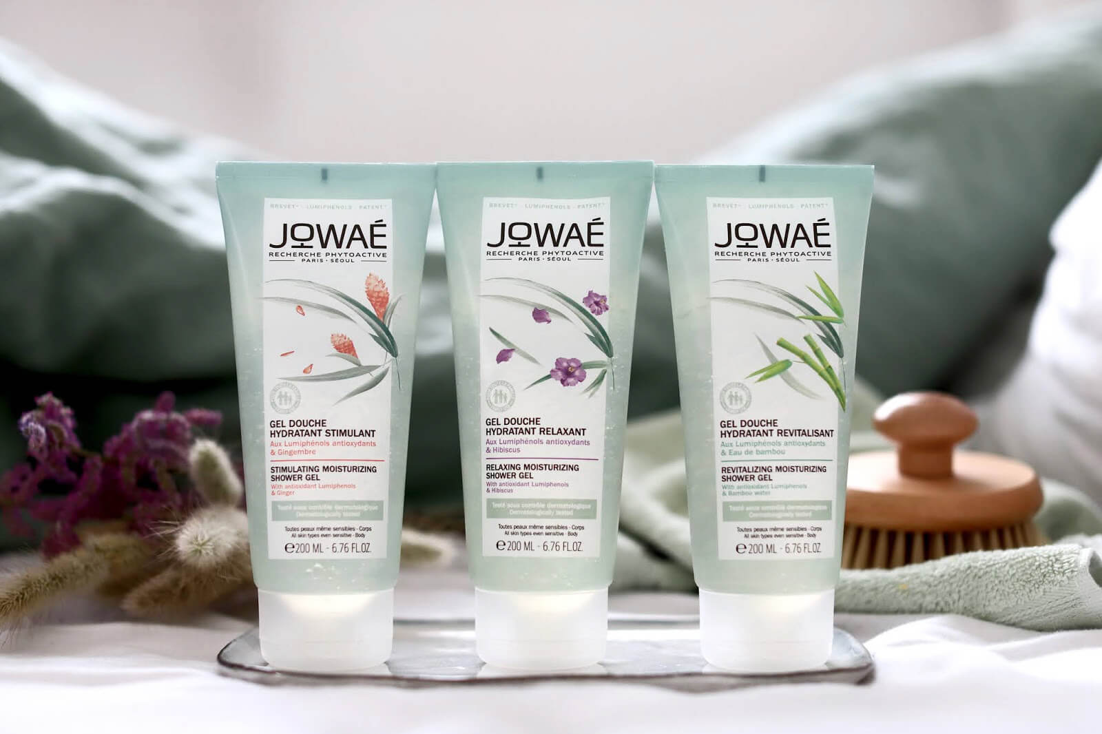 Jowae Gel Douche test