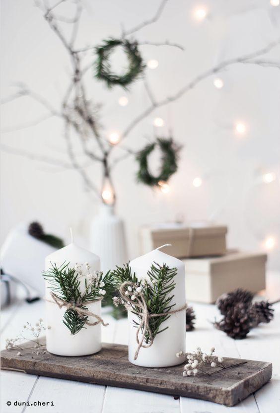 home christmas idea