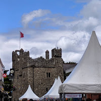 Pictures of Dublin Castles: Dalkey Castle