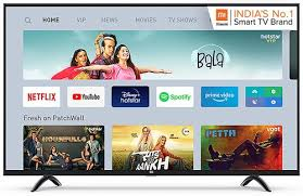 Mi TV 4A PRO 80 cm (32 inches) HD Ready Android LED TV (Black) | With Data Saver