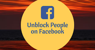 How To Unblock Friends On Facebook Android App | Unblock Friends on Facebook