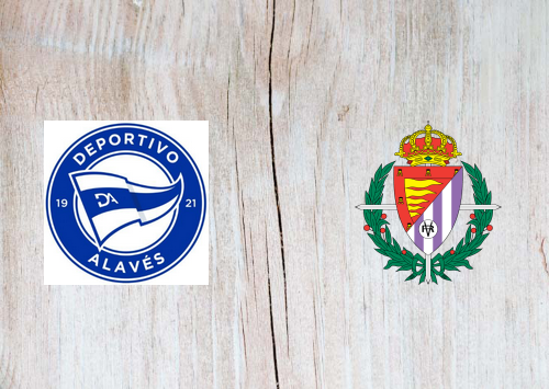 Deportivo Alavés vs Real Valladolid -Highlights 05 February 2021