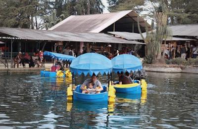 Di Hari Weekend Yuk Coba De Ranch Lembang, Wisata Berkuda ala Koboi