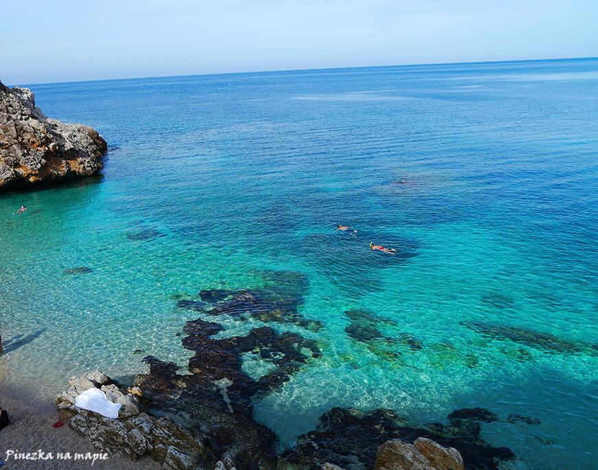 Rezerwat Zingaro Sycylia