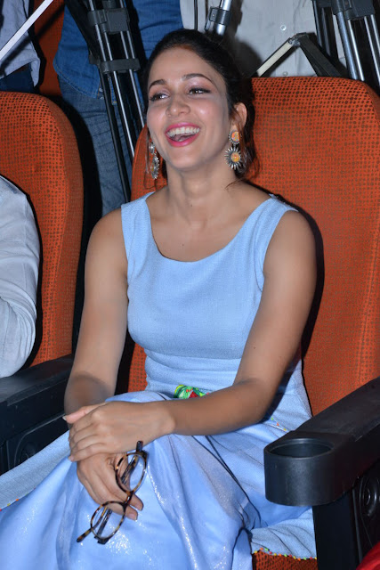 Lavanya Tripathi at Mister Telugu Movie Trailer Launch