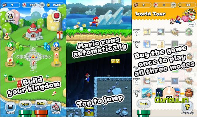 Super Mario Run APK MOD