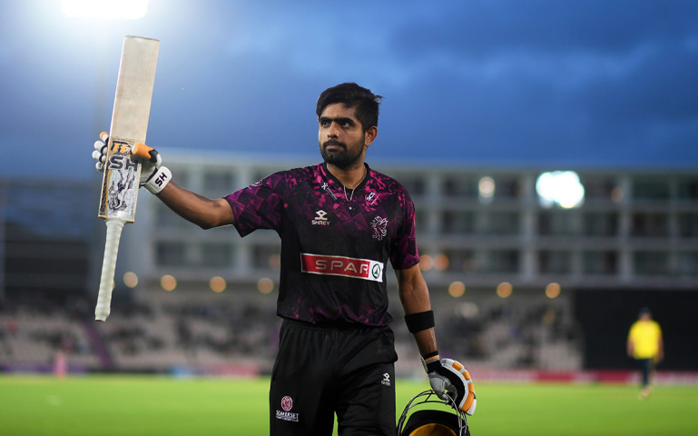 EXCEPTIONAL BABAR MAKING IMPACT IN VITALITY BLAST | NUMBER ONE FOR A REASON