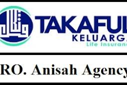 Lowongan Kerja di PT Asuransi Takaful Keluarga, Kantor Anisah Agency