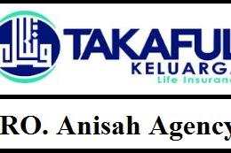 Lowongan Kerja di PT. Asuransi Takaful Keluarga - RO. Anisah Agency