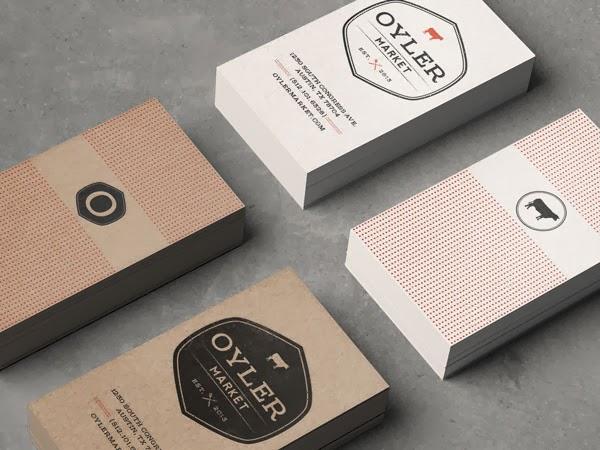 20 Effective Restaurant Business Card Design Ideas - Jayce-o-Yesta