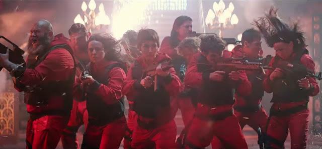 Money Heist Season 5 Release Date,Cast In India