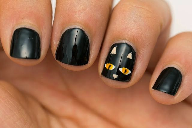 Top 5 cool nail designs easy to do at home nail art - Nail designs do it yourself at home ...