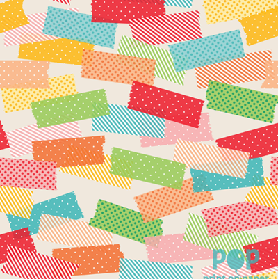 Print pattern scrapbook print on paper for Paper design wallpaper