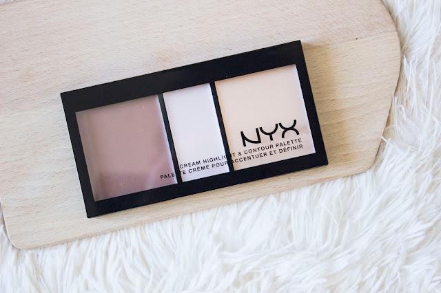Nyx contour palette