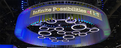 Infinite Possibilities of IoT - CES 2017