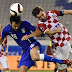 Italy vs Croatia 1-1 european cup qualification