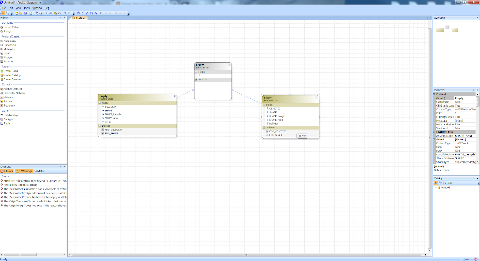 mapcortex blog: how to make arcgis diagrammer to work on systems with arcmap  10.3+  mapcortex blog